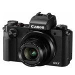 Camara Compacta - Canon Powershot G5 X Negra