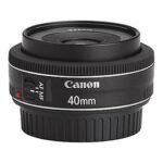 Objetivo - Canon Ef    40mm F2.8 STM