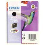 Cartucho Tinta - Epson Stylus Photo R265 Negro