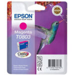 Cartucho Tinta - Epson Stylus Photo R265 Magenta