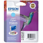Cartucho Tinta - Epson Stylus Photo R265 Cian Cl