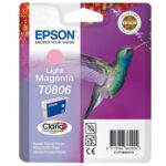 Cartucho Tinta - Epson Stylus Photo R265 Magenta Cl