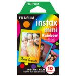 Pelicula Instant - Fuji Instax Mini Rainbow WW 1 (1x10 fotos)