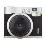 Camara Instantanea - Fuji Instax MINI 90 Neo Classic Negra NC EX D