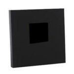 Album de Pegar - Goldbuch 30x31 cm  Bella Vista 60 Negro hojas negras