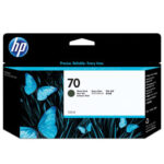 Cartucho Tinta - HP 70 Vivera Ink 130 ml Negro mate