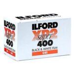 Pelicula Blanco y Negro 35mm - Ilford XP2 Super 400-36