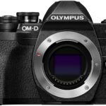 Camara Evil - Olympus OM-D E-M10 Mark IV Negra Cuerpo