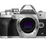 Camara Evil - Olympus OM-D E-M10 Mark IV Plata Cuerpo