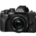 Camara Evil - Olympus OM-D E-M10 Mark IV Negra Obj.14-42 EZ Negro