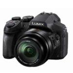 Camara Bridge - Panasonic Lumix FZ300 Negra Pack Funda y Correa