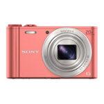 Camara Compacta - Sony DSC-WX350P Rosa