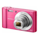 Camara Compacta - Sony DSC-W810 Rosa