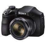 Camara Bridge - Sony DSC-H300 Negra