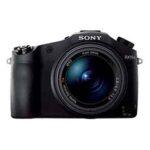 Camara Bridge - Sony DSC-RX10 II Negra con Lente T 24-200mm F2.8