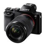 Camara Evil - Sony Alpha 7 ILCE-7KB Negra Objetivo 28-70mm