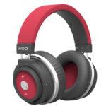Auricular Bluetooth - Swiss+go HP001BT Rojo